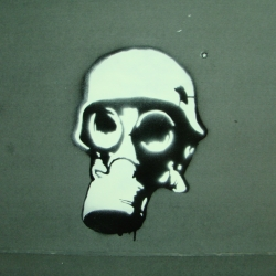 Street Art by Stencil Terrorists, Portugal.
