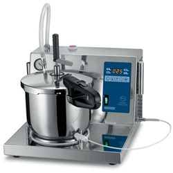 Reverse Pressure Cooking ~ Over at H20visions we explore the emerging world of cooking with extremely low pressure... a world of Gastrovacs and rotary evaporators!