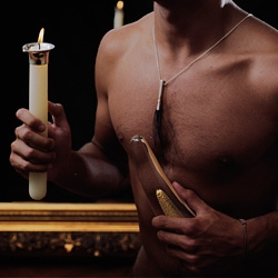 Discover the Genesis of Making Love with Luxury Sex Toys. One for each day that God created....7 in all.