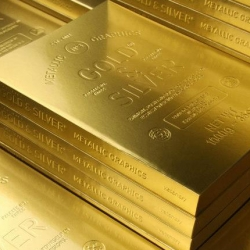 Books – Gold & Silver | New Metallic Graphics