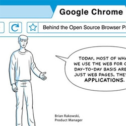 Scott McCloud's comic about Google Chrome - Google's new internet browser -  released September 2.