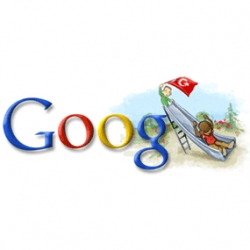 23 April National Sovereignty and Children's Dayis a unique event in Turkey. UNICEF decided to recognize this important day as the International Children's Day. And google took part in it by celebrating this day on its logo. So great to be a child...