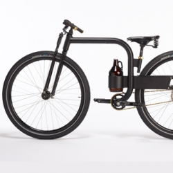 The GROWLER City Bike was created with the design lover, urban rider, and local pub in mind.