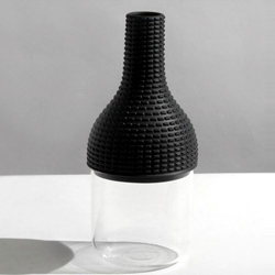 Vase 'hat for vase no.2' by Guillaume Delvigne for industreal.
