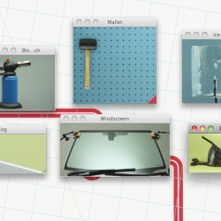 The Experiment is an innovative HTML5 game from Honda.  Using physics principles the game challenges players to create a chain reaction by placing a set of objects in the correct sequence.