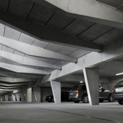 HHF architects, in collaboration with Archos Architektur designed the Parking Sonvida Basel.