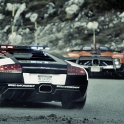 Pagani vs Lamborghini: Need for Speed   Hot Pursuit.