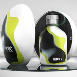 Karim RASHID designed an exclusive version for HUGO by Hugo Boss...