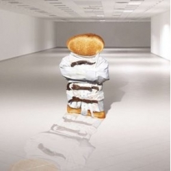 Creative print ad campaign by Tan Advertising for Heinz Baked Beans. Food gone crazy without the beans!