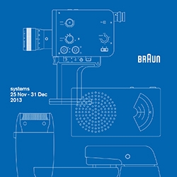 Moda International and Walter Knoll are hosting SYSTEMS – a retrospective of 1960's Braun Design, together with a graphic interpretation of Dieter Rams design values today.