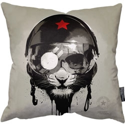 Eye of the Tiger - New Limited Edition prints & pillow from one of the UK's coolest new artists - Hidden Moves.