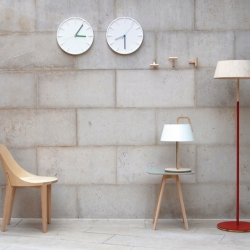 Pottinger + Cole's latest collection launched at London 100% Design last September.