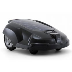 Sleek, stylish and very expensive, the Husqvarna solar automated robotic lawnmower is a dream tech gadget that's good for your lawn, the planet and nice long naps.