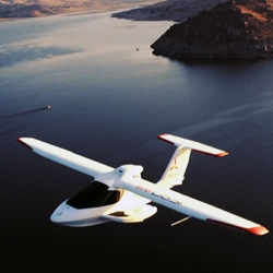 The ICON A5 is what you get when you cross a sports car and a jetski and make it fly.