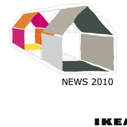 We present the first pictures of Collection 2010 of IKEA...