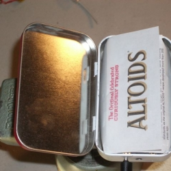 Funny that OO wished for an Altoids phone in #3632, because I actually know a guy who made one...