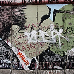 Rusty Ralston's photo essay honoring the 20th Anniversary of the Fall of the Berlin Wall. Lots of decaying textures and vibrant colors... very striking.