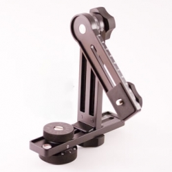 The Nodal Ninja- a panoramic tripod head.  This is about as cool as camera equipment gets.  Great industial design.