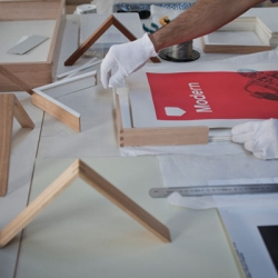 Framing at United Measure - What's the difference between craftsmanship and something that is merely made?