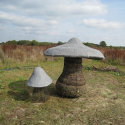 champicomposteur - Make your own compost in this amazing ecological mushroom...