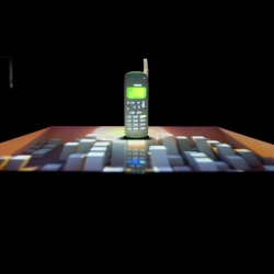 Using 3D Projection Mapping, Vodafone brings you this video, The Evolution Of Mobile. From the Motorola brick through to the first text message and color screen to GPS and Android.