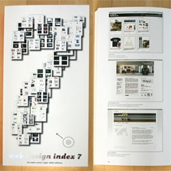 NOTCOT.org made it into the latest Web Design Index 7 by Pepin Press!!! (i'm kind of giddy)