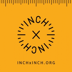 "INCH x INCH is a monthly 1"" button subscription club, where all proceeds go to fund youth art education. We believe small things can make a big difference."