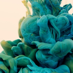 Alberto Seveso photographs ink underwater in his newest series A Due Colori. The flowing patterns and colors are mesmerizing.