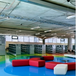National Technical Library in Prague (NTK) has been nominated for The Great Indoors Award 2009.