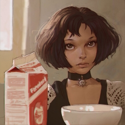 Amazing vector portraits by Ilya Kuvshinov, talented digital artist and illustrator based in Moscow, Russia who illustrate famous game and movies characters.