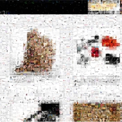Awesome : The new Image Mosaic Generator