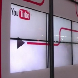 The first interactive and outdoor campaign for Youtube.