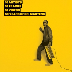 Dr Martens is 50! Still rock'n'roll and very fashionable, the brand called upon ten artists to sing ten covers in ten videos. Happy birthday and God save the Doc'!