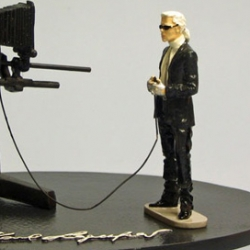 Mini Karl Lagerfeld !