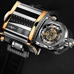 De Witt : what a Crazy design for that watch !