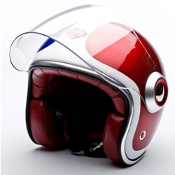 Belvedere : the new helmets from Ateliers Ruby. Really classy !