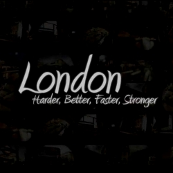 London in stop-motion : More 3000 pictures in 2 minutes, mixed with ''Harder, better, faster, stronger'' from Daft Punk.