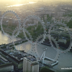 Advert Concepts for London 2012.