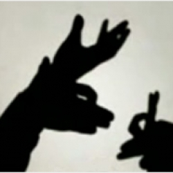 Beautiful commercial from Volkswagen Phaeton. An art Performance of Hands Shadow