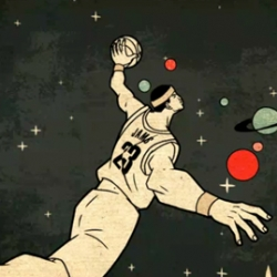 Three beautiful animation for the NBA by Denis Makioka.