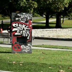 Quitters Unite hit the streets of British Columbia to see if they could get people to give up their cigarettes for prizes.
