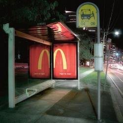 McDonalds Outdoor : Mirror Advertising.