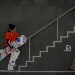 Check out Sandbox, new snowboard video opening for the Time Well Wasted film.