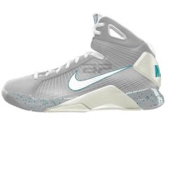 Nike will release a limited version of the Hyperdunk in a McFly (Back to the Future II) inspired colorway.