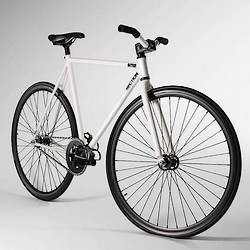 Intersection magazine has just collaborated with KOXX in the conception of a beautiful fixed gear.