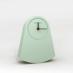 The Ipno 'rocking' clock by Alessandro Zambelli for Diamantini & Domeniconi is named after the Greek mythology character god Hypnos or Ipno, son of night. In a hypnotic rhythm...
