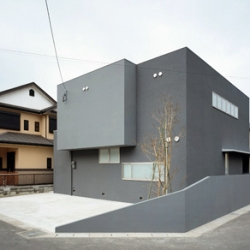 "Japanese Shiga based FORM / Koichi Kimura Architects has completed ""House of inclusion"" in Shiga, Japan."