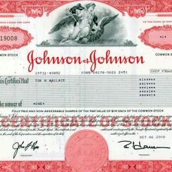 Retro stock certificates from the turn of the century -- all of these companies still exist.