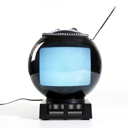 1970's collectible JVC 'Videosphere', available at Wright.
