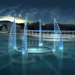 amazing underwater archeological museom to be built in egypt to  house cleopatra´s  sunjen palace and antiques on site